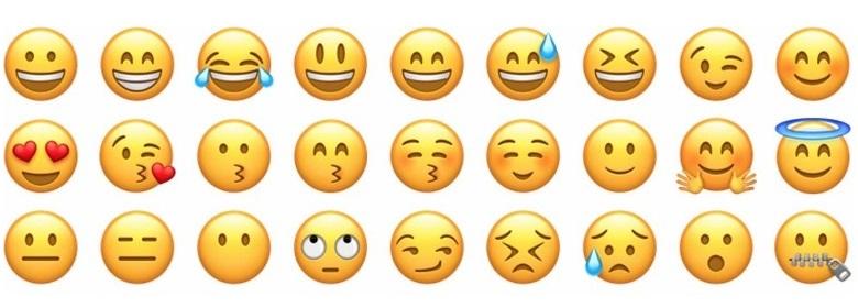 Emojis erhöhen die Interaktionsraten von Instagram Beiträgen